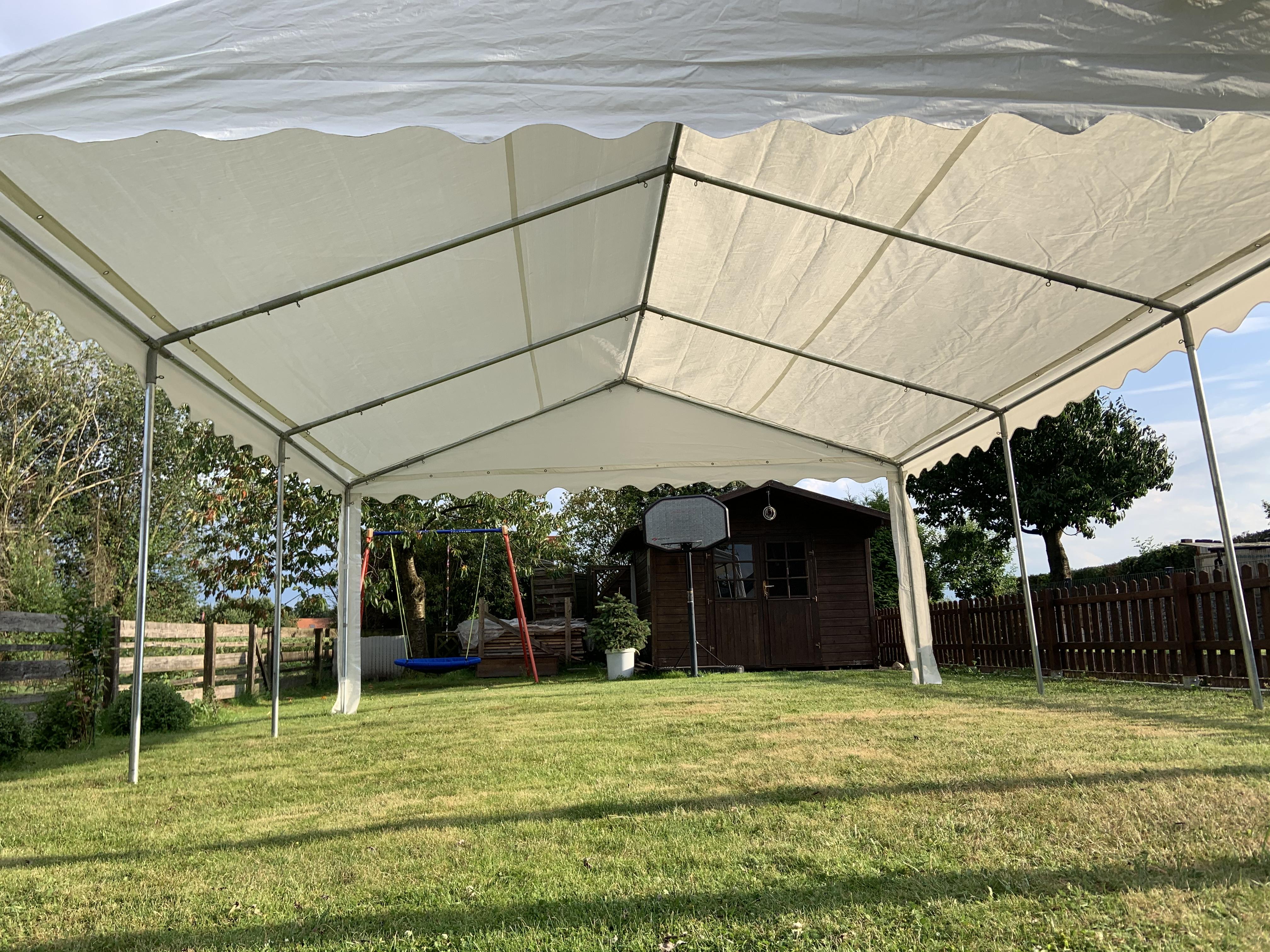 Partyzelt, Festzelt, Zelt 5x8m mieten in Bielefeld