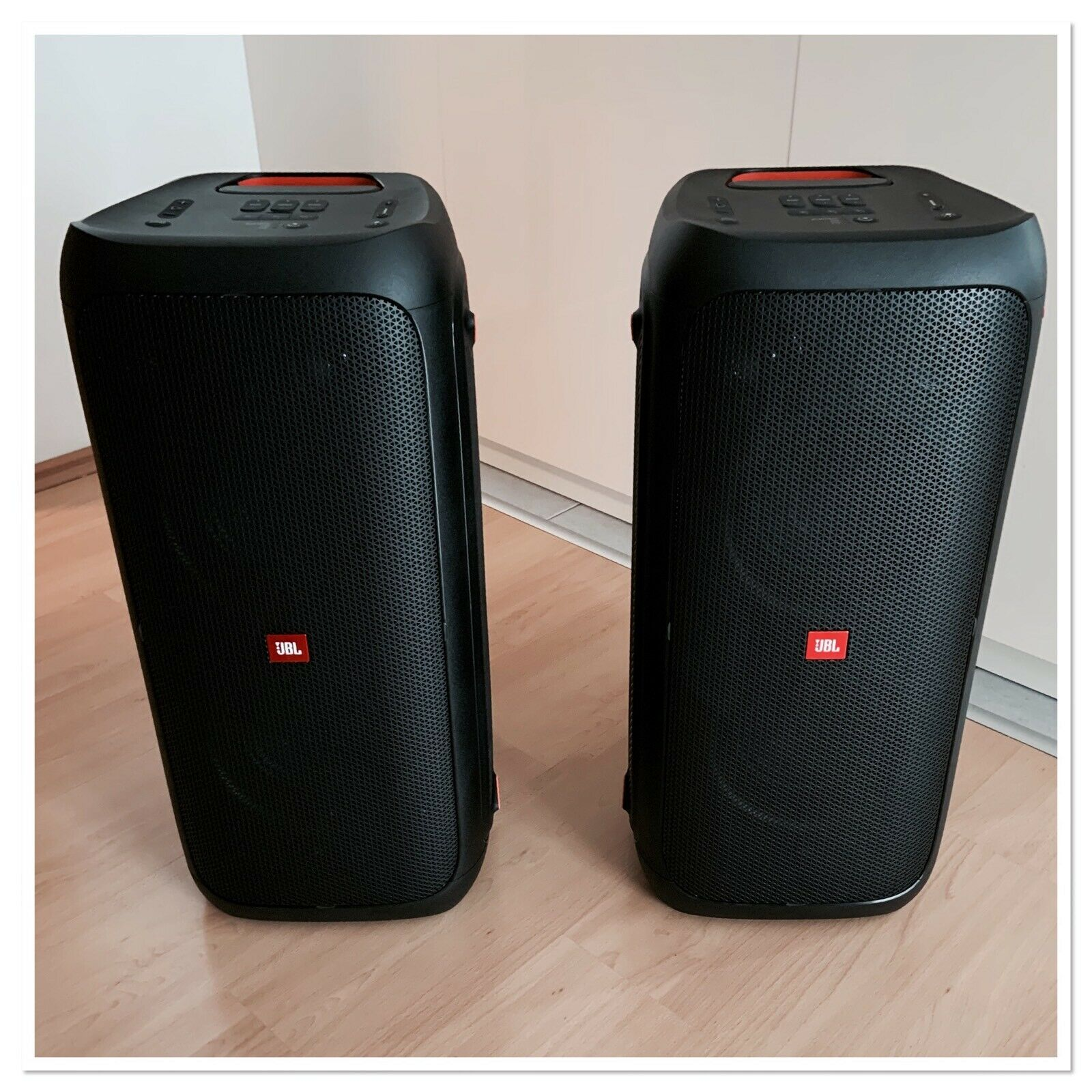 JBL Partybox 310 Duo mieten in Bielefeld